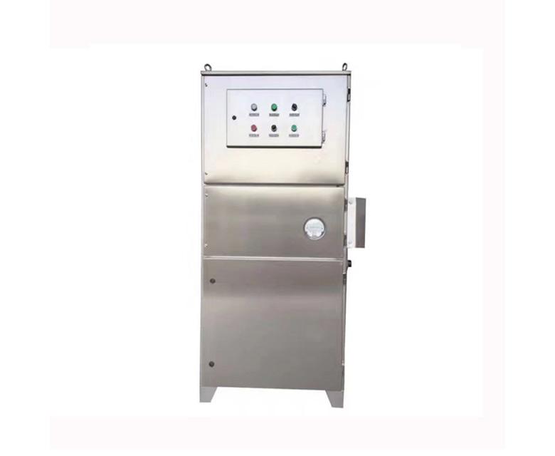 脈沖反吹型濾筒式單機除塵機-固定式