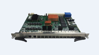 ASC-6410 交换板