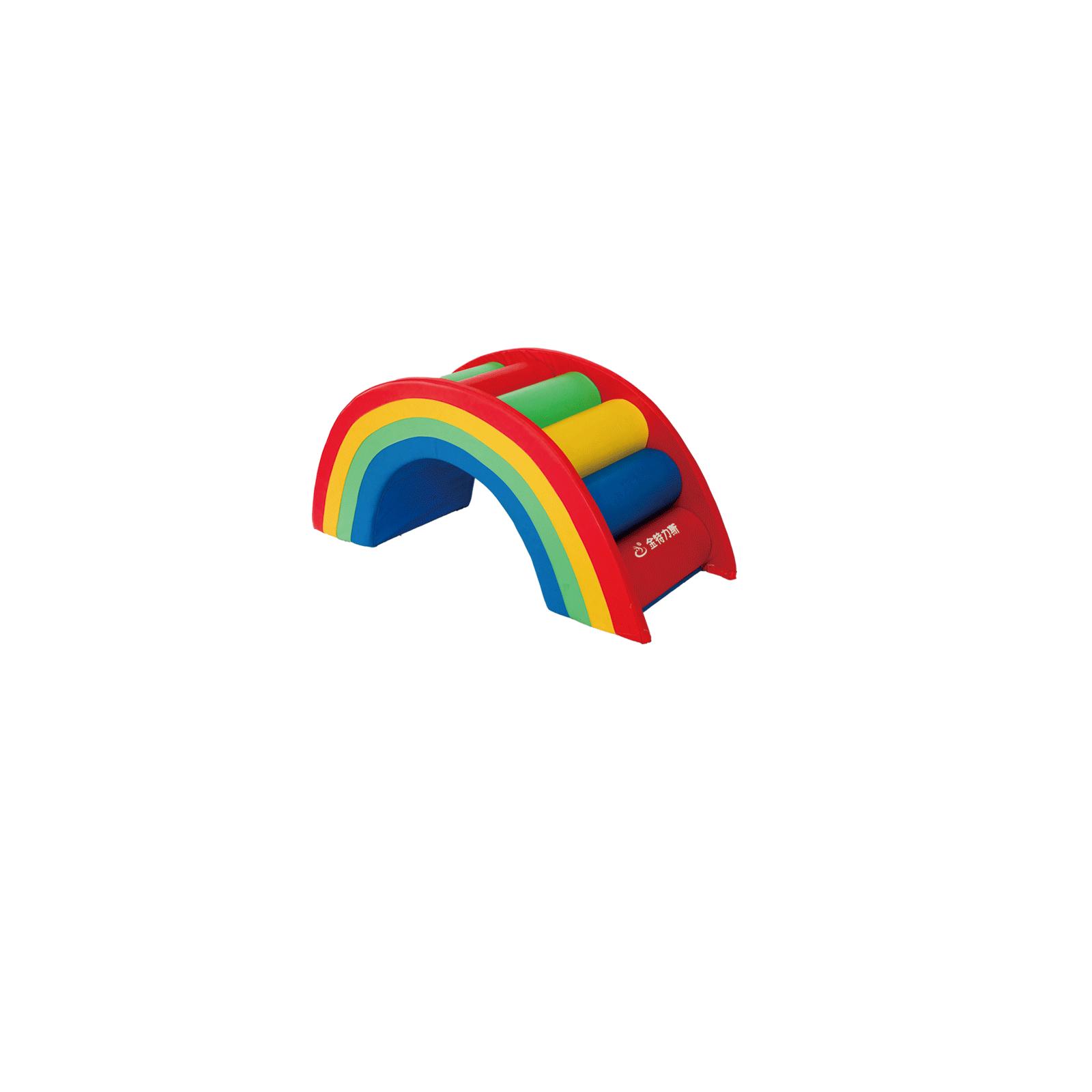 软体彩虹桥