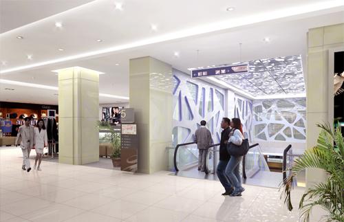 延安高第美尚城商业中心