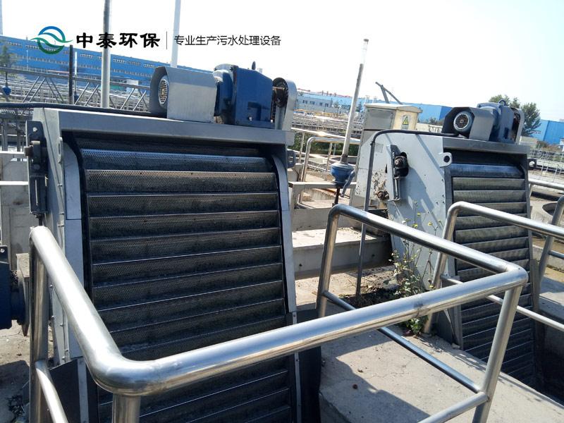 網板機械格柵除污機