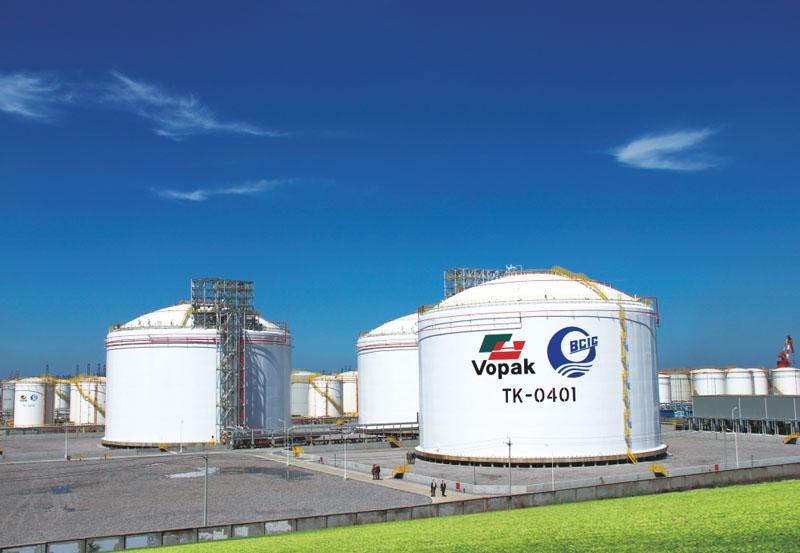 荷蘭皇家孚寶公司倉儲有限公司倉儲項目