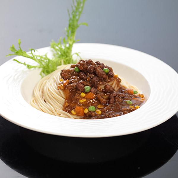 意大利黑椒牛肉醬