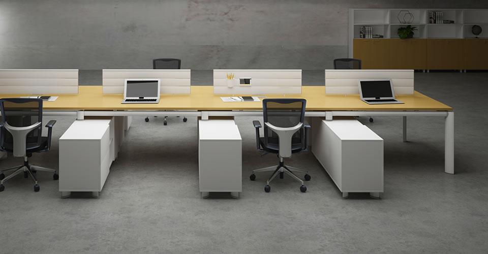 職員桌組系列
