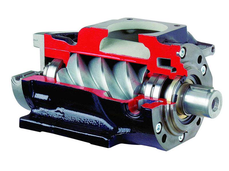 螺桿空氣壓縮機的常見故障分析及處理
