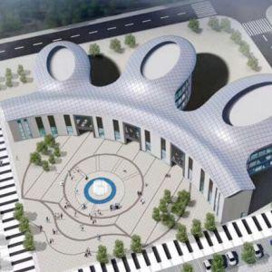 新疆阿勒泰體育館