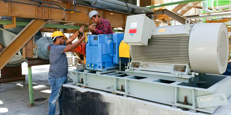 墨西哥軸流泵