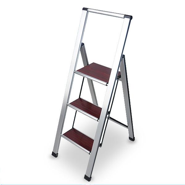 豪華木踏梯(升級版)FX-0103T