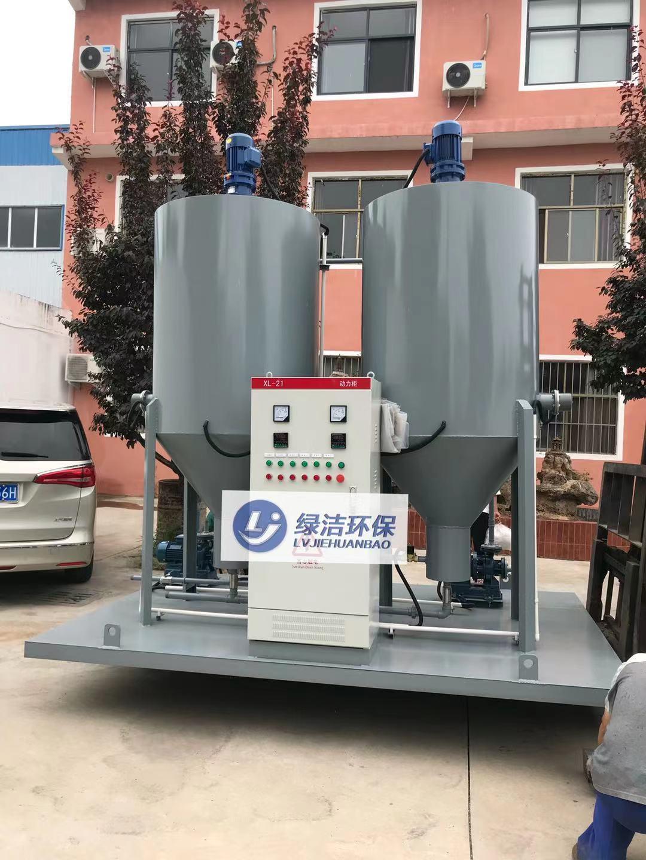 加熱式油水分離器