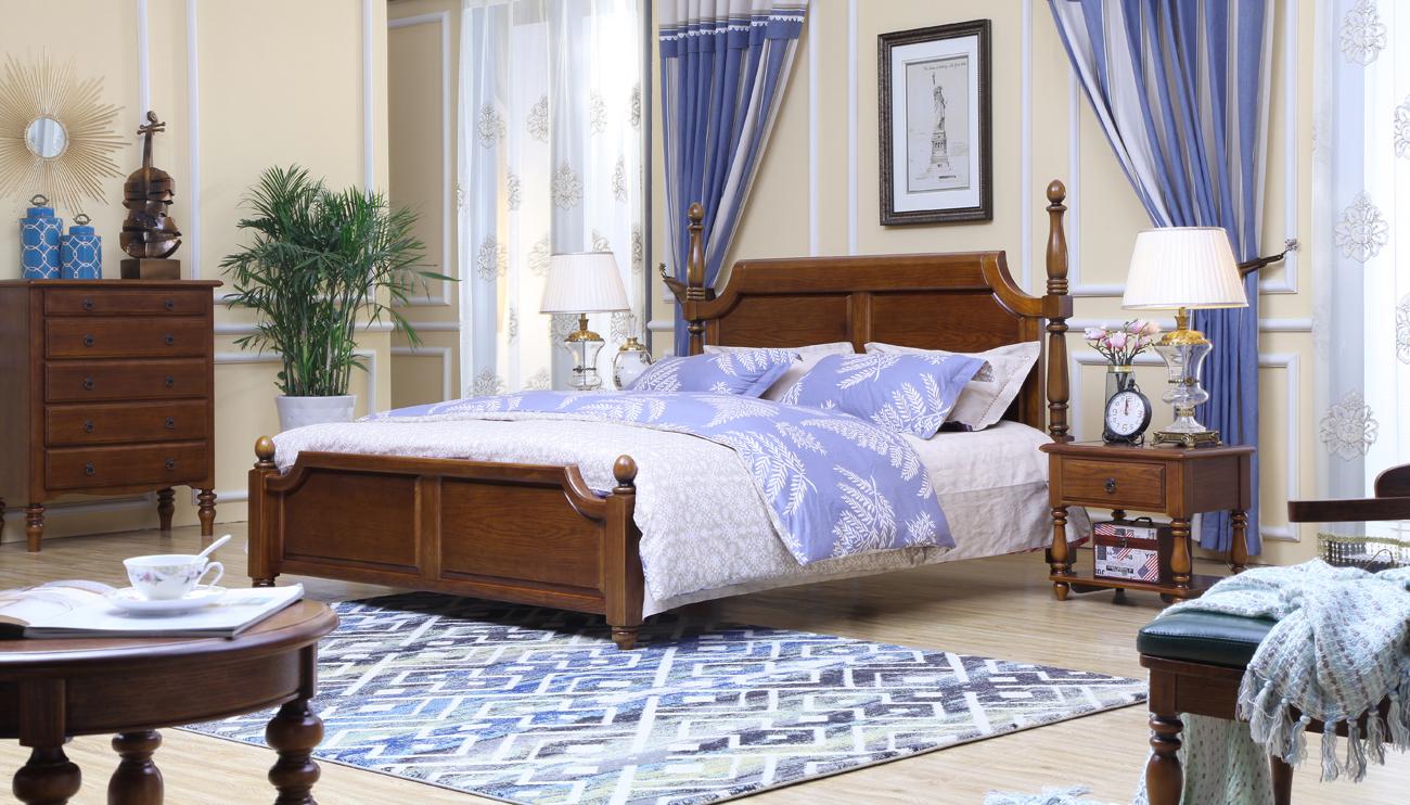 简约美式---卧室系列