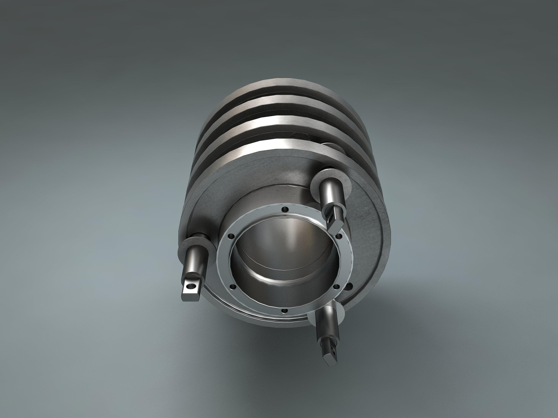 其他類型發電機集電環
