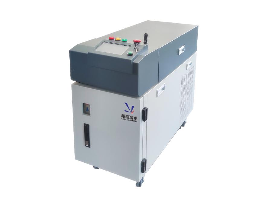 25W毫焦级超等能量反响YAG焊接机