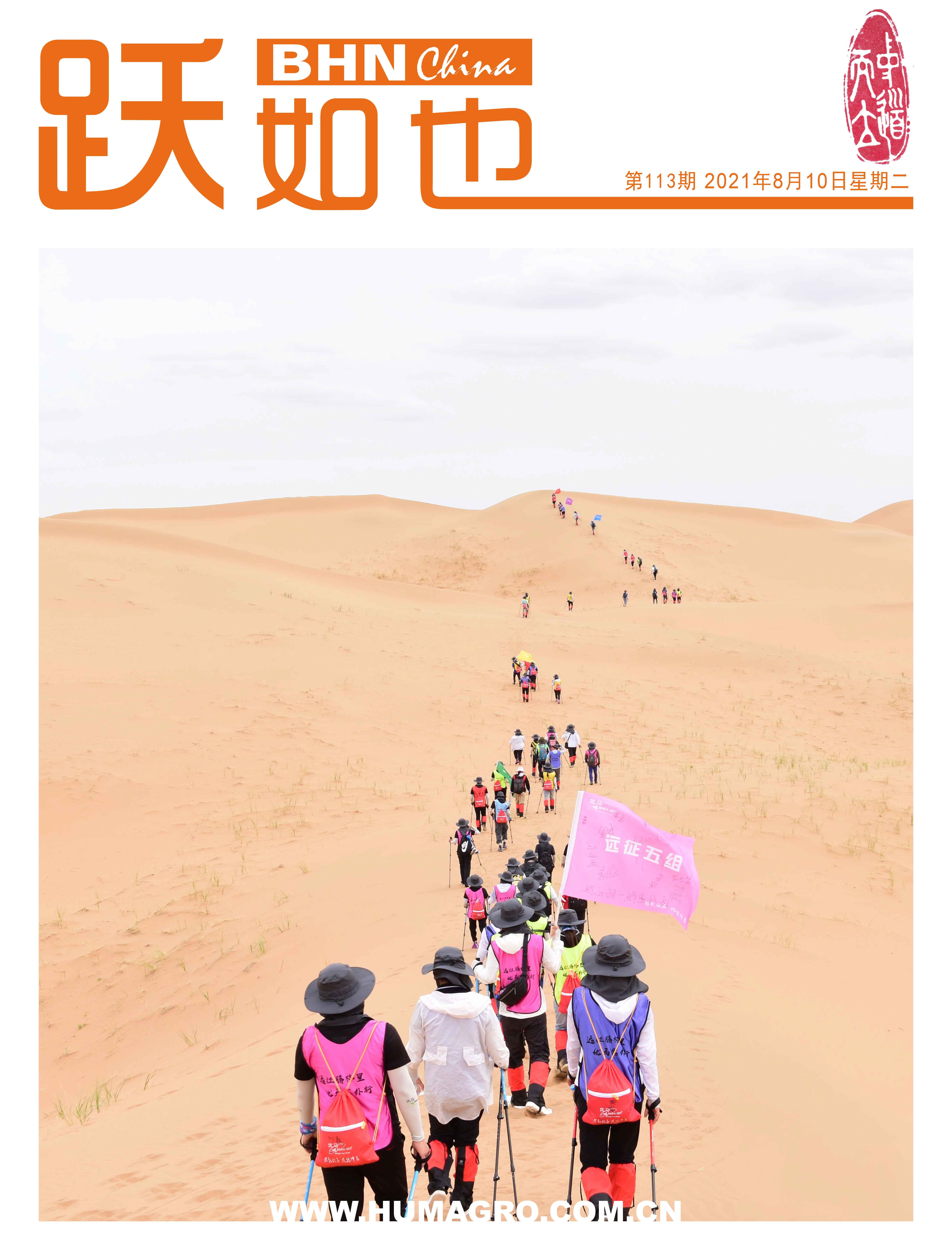 《跃如也》期刊第113期