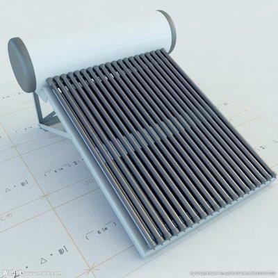 為什么太陽能熱水器的表上顯示有水卻放不出水