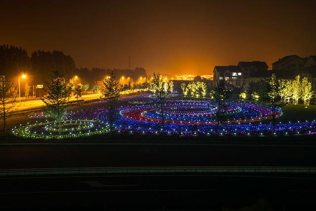 秦皇岛市北戴河全域旅游观光路线亮化提升项目