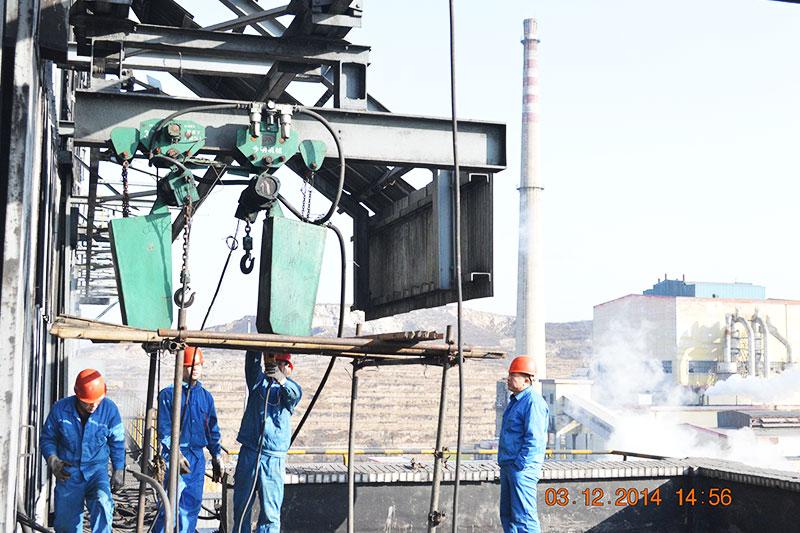 煤礦行業案例