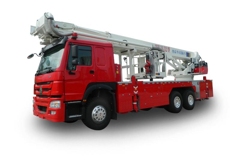 DG32型登高平臺消防車