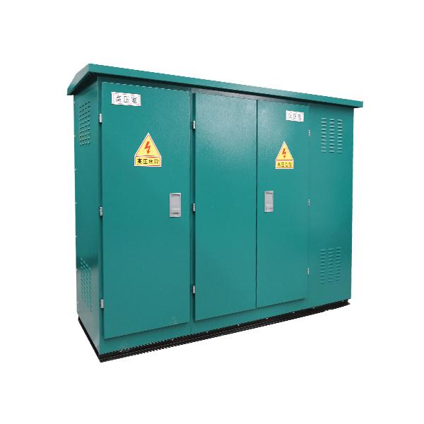 ZGS11-630箱式變電站(美式箱變)