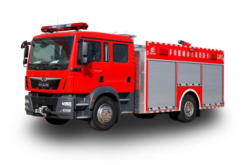 AP45城市主戰消防車