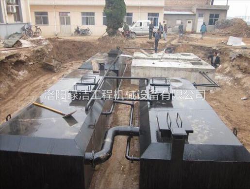 學校生活污水處理設備