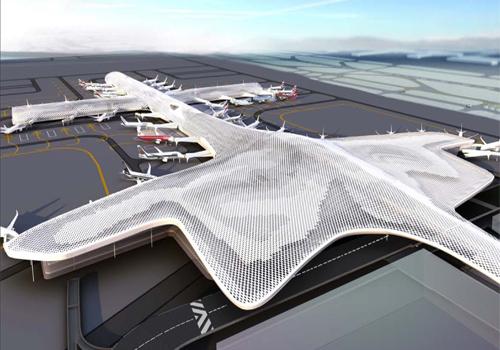 深圳機場T3航站樓