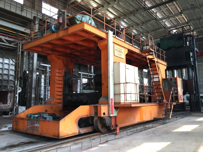 50吨机械操作臂