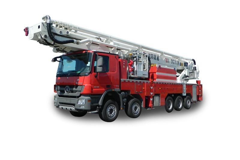 DG70型多功能登高平臺救援消防車
