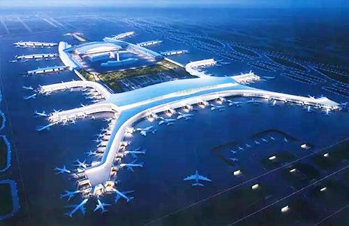 廣州白云機場T2航站樓