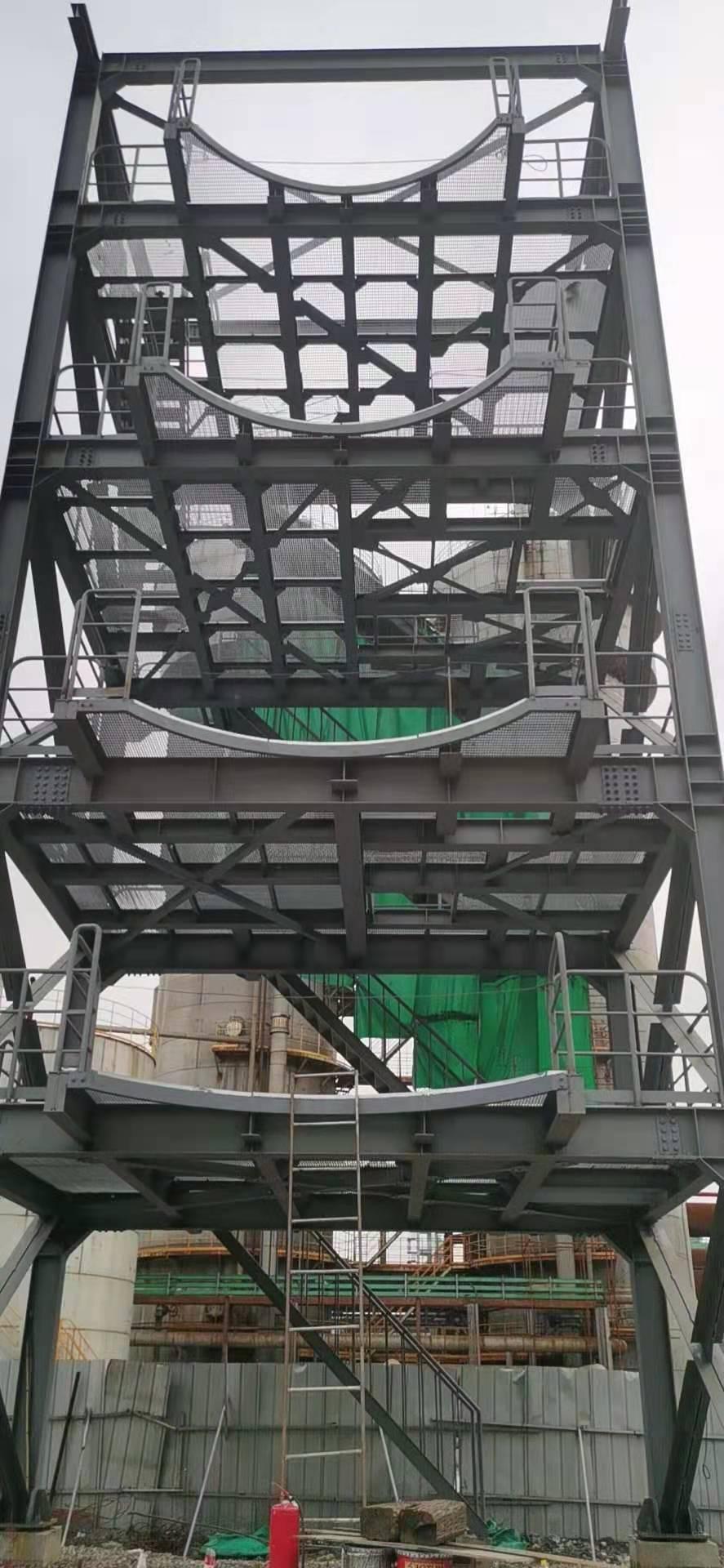 2020年度-建設公司化工事業部設備框架
