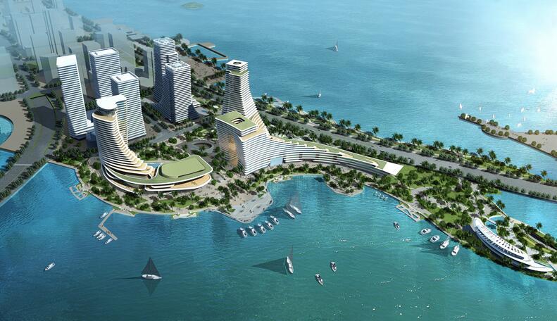 廈門東南國際航運中心總部