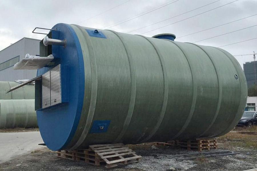 一體化泵站廠家:如何選擇一體化泵站