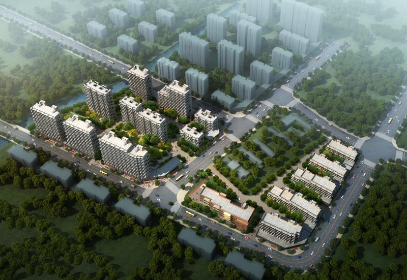 三墩西單元XH03-R21-02地塊(原FG04-R21-02地塊)創業人才公寓(公共租賃房)