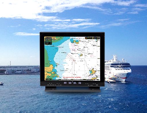 新骆船载北斗卫星导航系统
