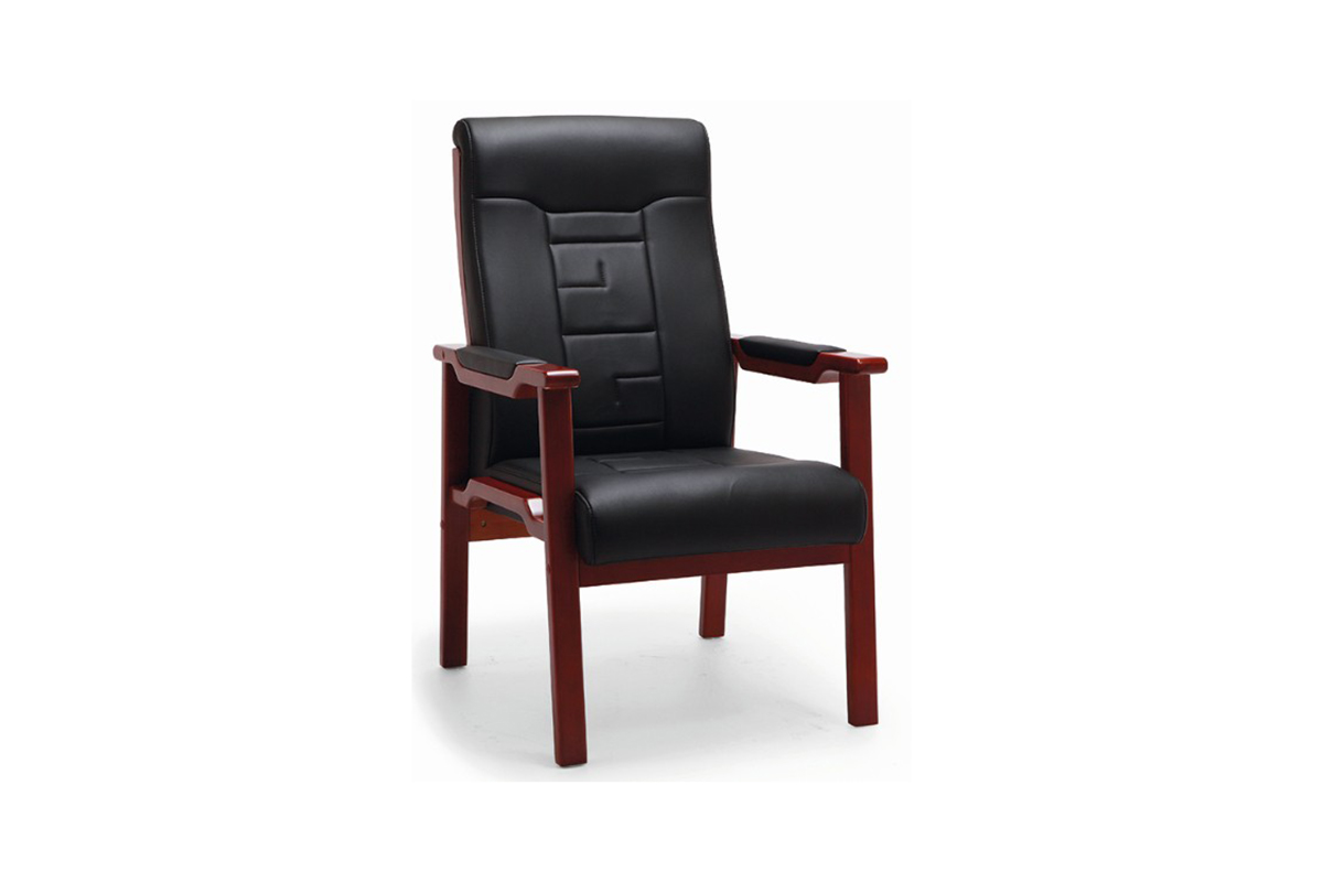 HY-3202實木會議椅-