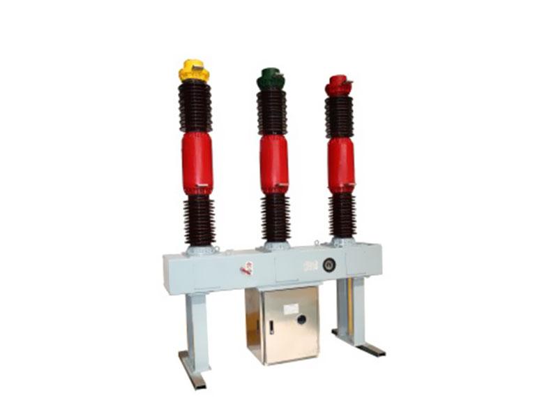LW8A-40.5(智能式)户外交流高压六氟化硫断路器(内置CT)