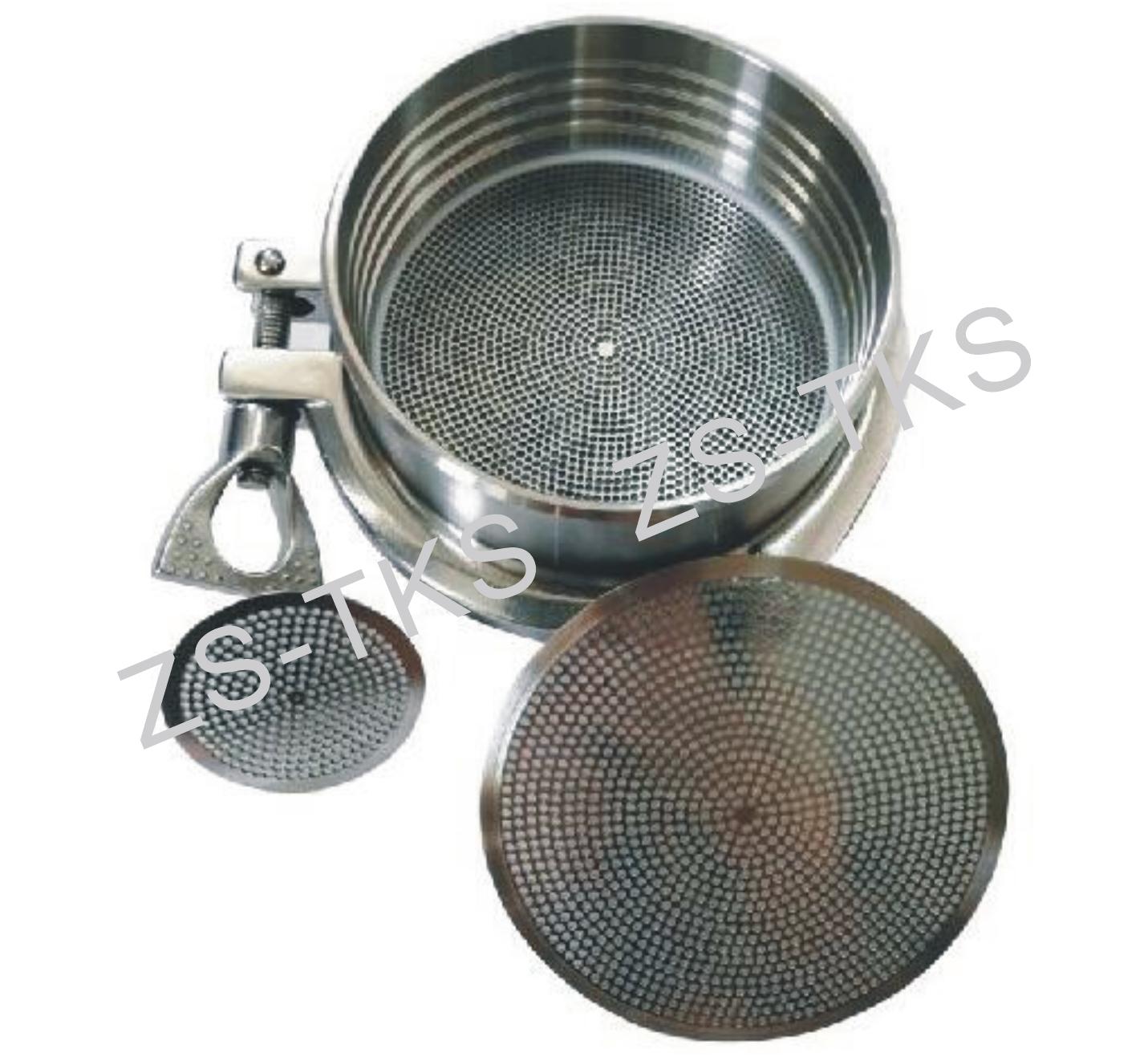 金屬濾芯-鈦合金燒結濾芯-TIS