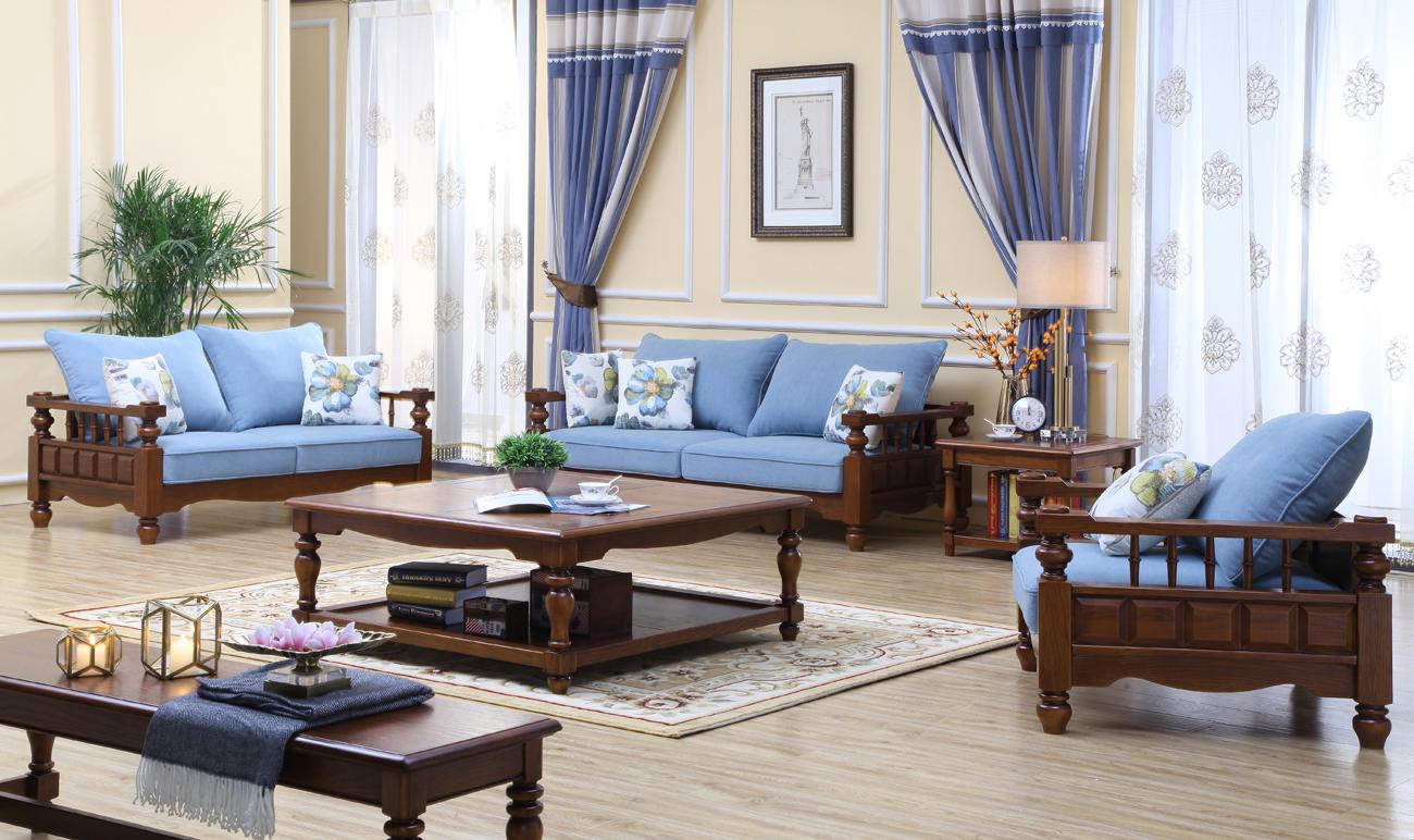 简约美式---客厅系列