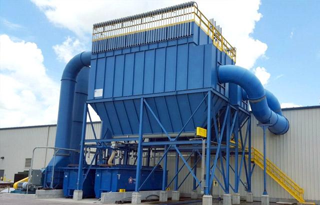 化工行业生产过程中脱硫设备