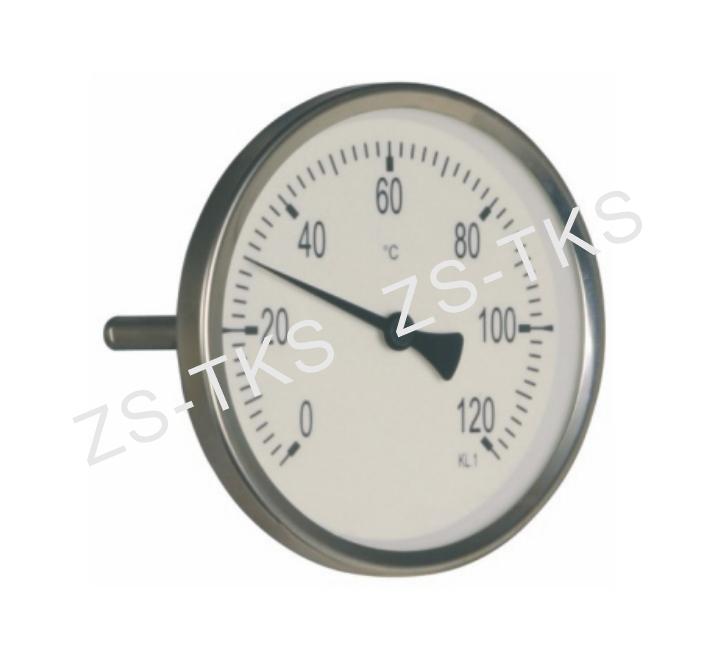 軸向溫度計