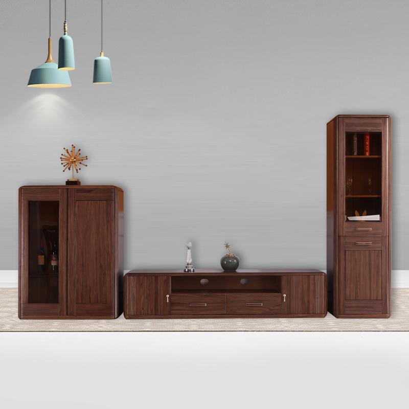 乌金木现代简约---柜系列