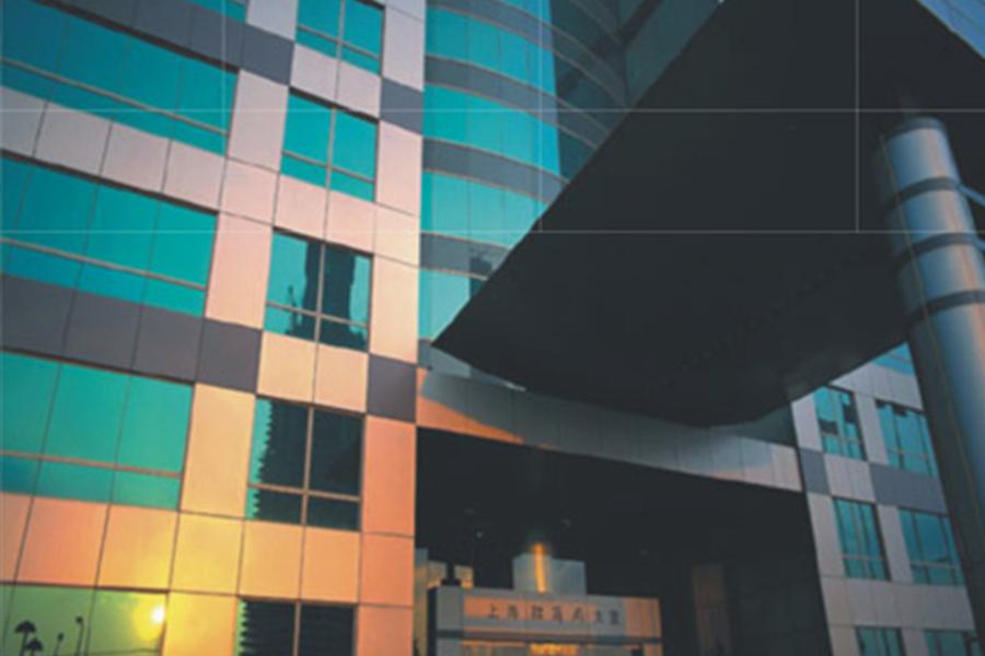金屬板玻璃幕墻