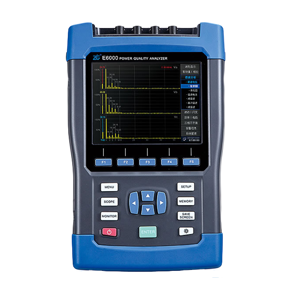 XJP-6000手持式電能質量分析儀