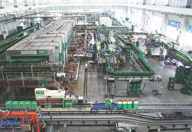 深圳青島啤酒朝日啤酒有限公司改、擴建工程