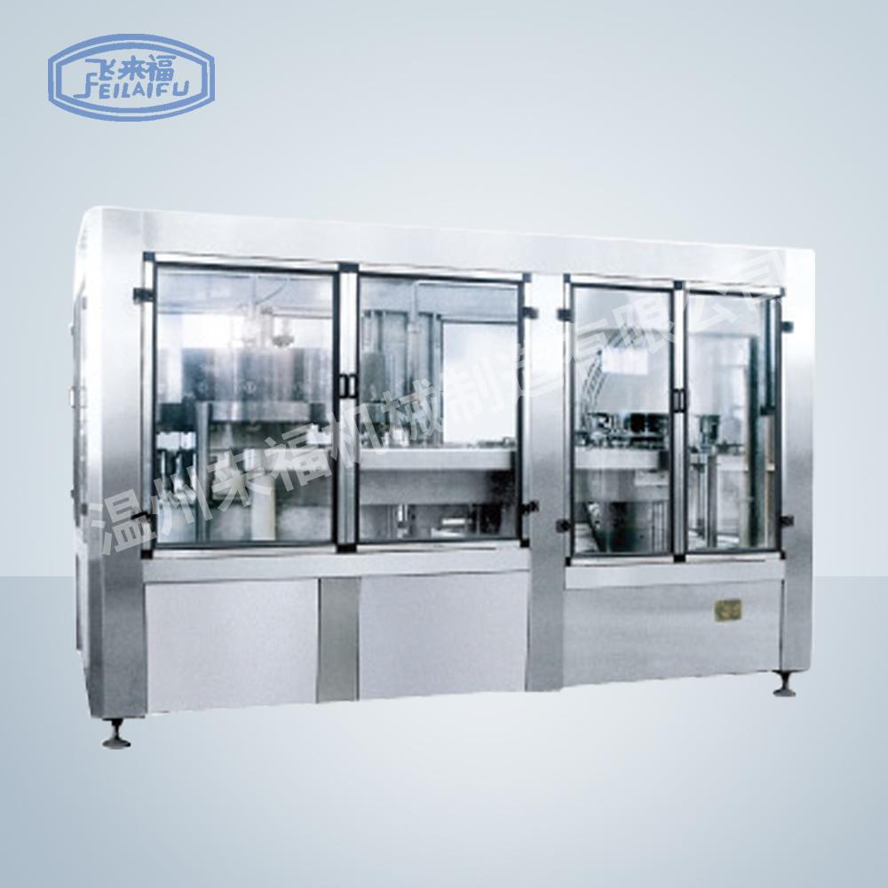 GDX20-4 12000BH 灌裝封口二合一機器