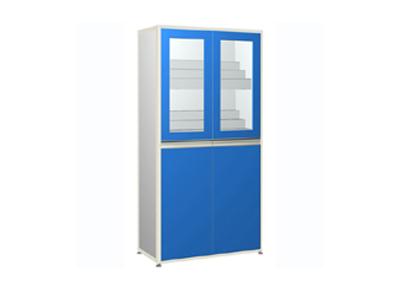 鋁木結構藥品柜