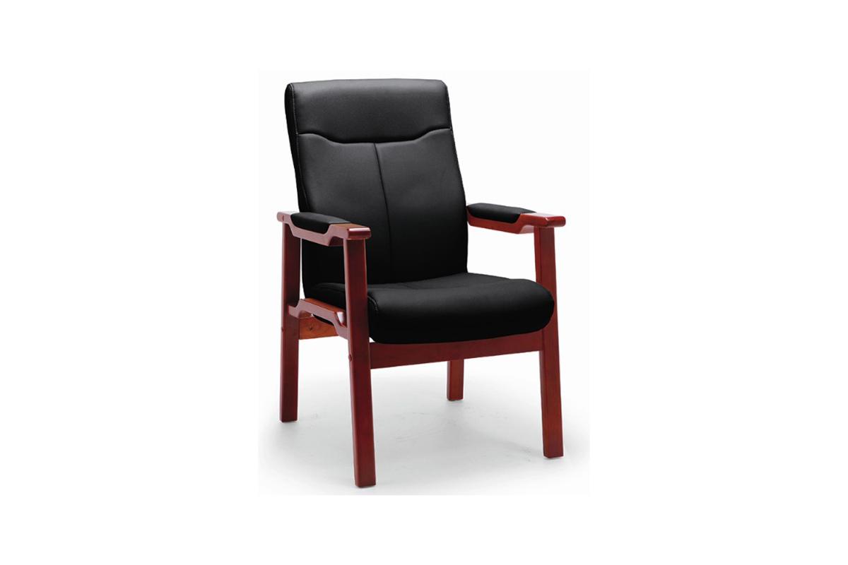HY-3211實木會議椅-