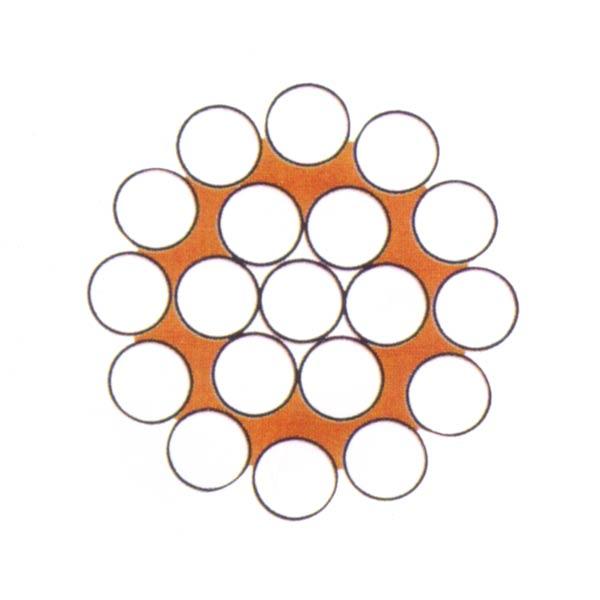 1×19單股鋼絲繩