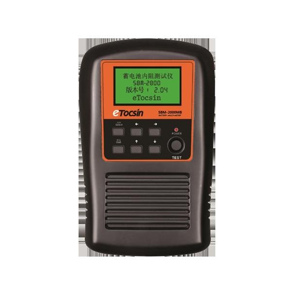 SBM-2000AI蓄電池內阻測試儀