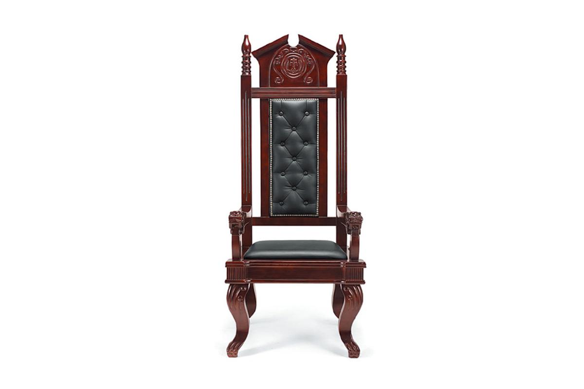 HY-3111實木辦公椅-