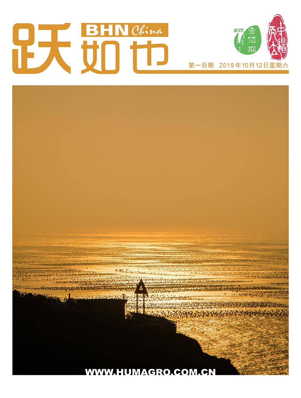 《跃如也》月刊第100期